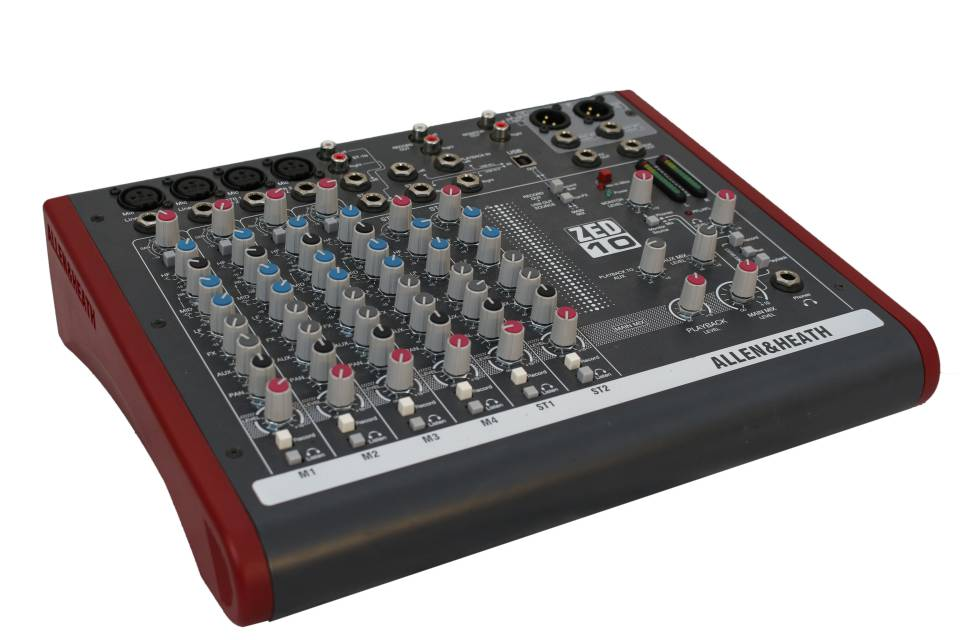 MIXER ALLEN & HEAD ZED 10