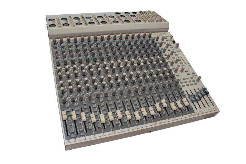 MIXER PHONIC MR2443